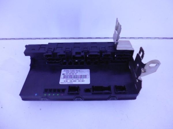 CLK-KLASSE W209 SAM MODULE ACHTER A2095450101-0