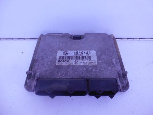 VW POLO 6N1 1.9SDI 64 AGD MOTORCOMPUTER ECU 038906013D-0