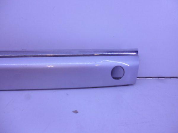 S-KLASSE W220 ACHTERBUMPER STRIP MIDDEN A2208851221-6911