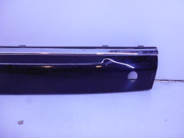 S-KLASSE W220 ACHTERBUMPER STRIP MIDDEN A2208852121-6916
