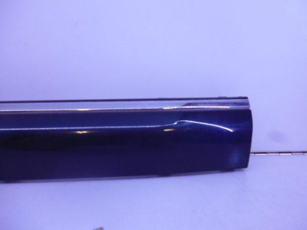 S-KLASSE W220 ACHTERBUMPER STRIP MIDDEN A2208851121-6918