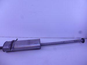 A-KLASSE W168 190 BENZINE ACHTERDEMPER A1684902221-0