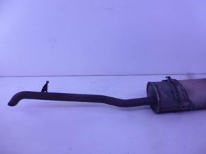 A-KLASSE W168 140 BENZINE ACHTERDEMPER A1684902121-7152