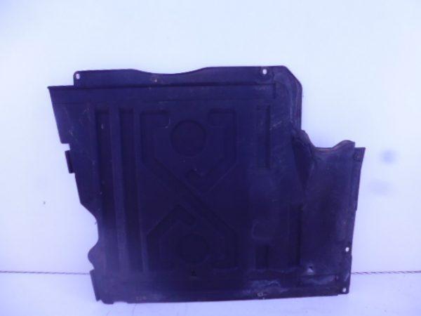A-KLASSE W168 ONDERPLAAT MIDDEN A1686100808-0