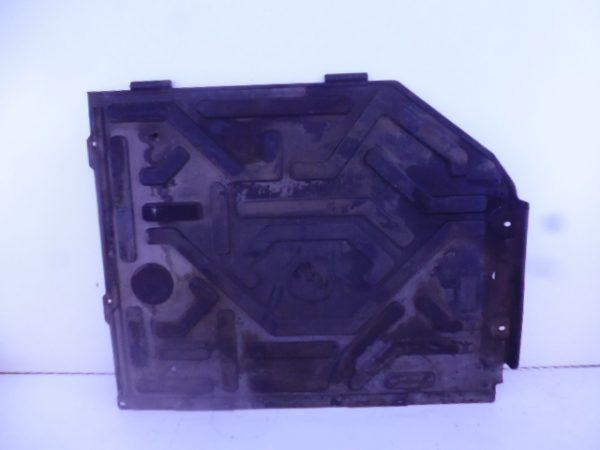 A-KLASSE W168 ONDERPLAAT ACHTER A1686100008-0