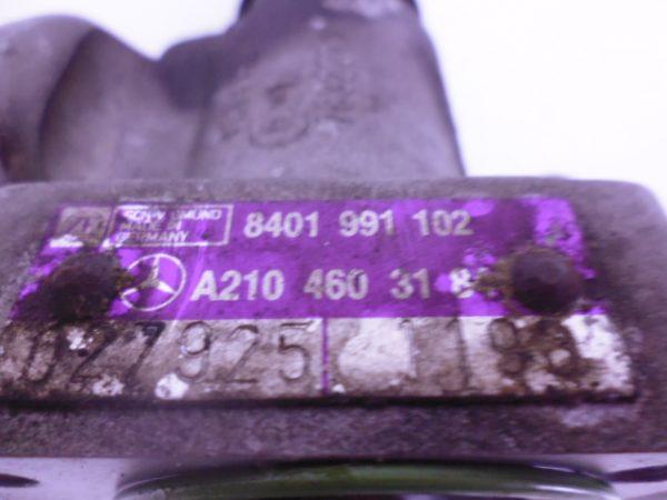 E-KLASSE W210 SENSOR STUURHUIS 7039301102K-7220