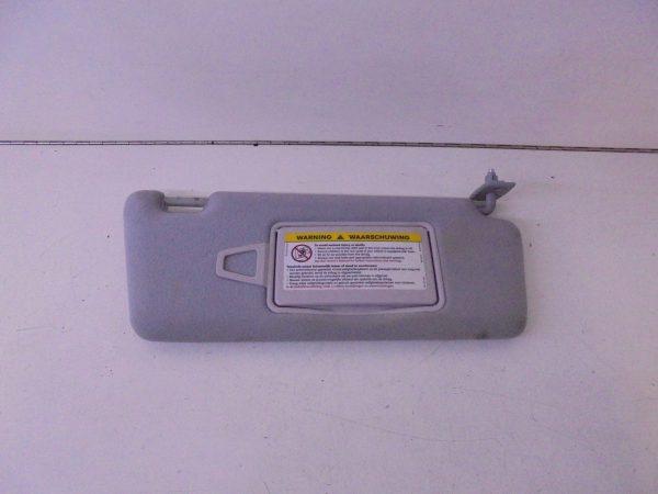 E-KLASSE W210 FL ZONNEKLEP RE ORION A2108102410 7D84-0