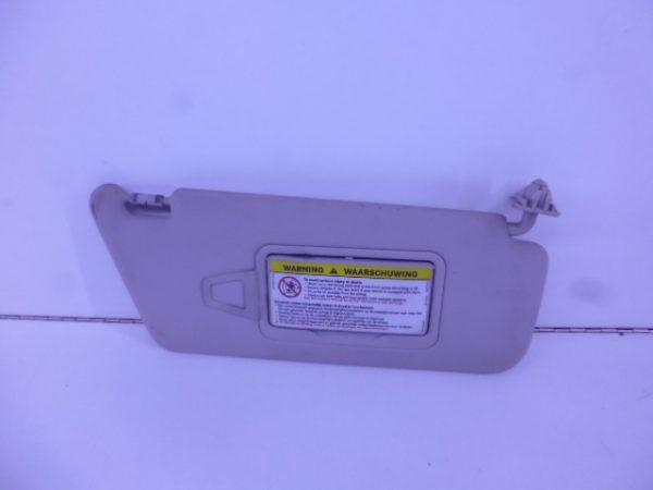 B-KLASSE W245 ZONNEKLEP RECHTS A1698100210-0