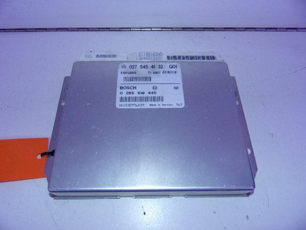 A-KLASSE W168 RELAIS MODULE ESP A0275454132-0