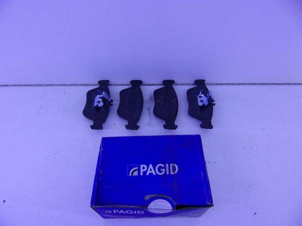 E-KLASSE W210 REMBLOKSET VOOR NIEUW A0054204720 T1091 21664-0