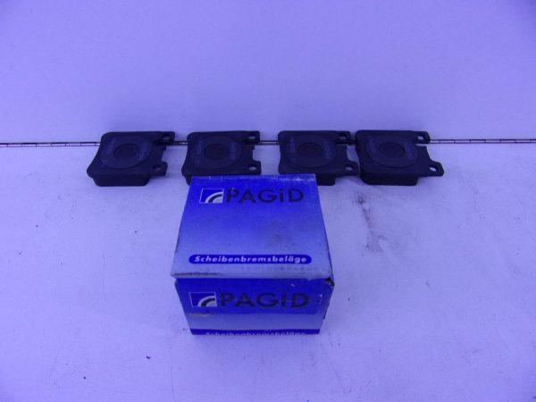 E-KLASSE W210 REMBLOKSET ACHTER NIEUW A0044201620 T1050 21305-0