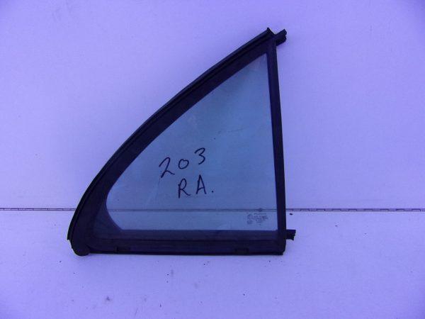 C-KLASSE W203 PORTIERRUIT RA DRIEHOEK GROEN A2037300255-0