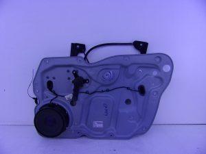 VW CADDY 2K RAAMMECHANISME RECHTS HANDBED. 2K1837752BC-0