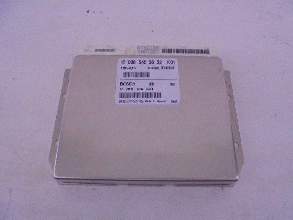 A-KLASSE W168 RELAIS MODULE ESP A0265453632-0
