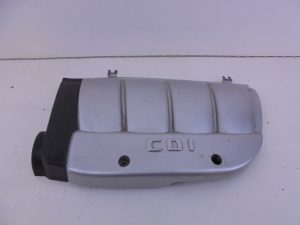 E-KLASSE W210 220CDI MOTORAFDEKPLAAT A6110100567-0