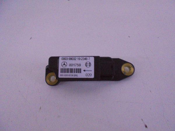 SLK-KLASSE R170 SENSOR SIDEBAG A0018200726-0