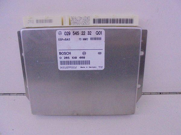E-KLASSE W210 RELAIS MODULE ESP A0295452232-0