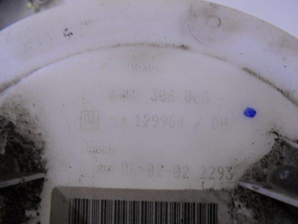 ZAFIRA B 1.9CDTI BRANDSTOFPOMP VLOTTER 13129984-8419
