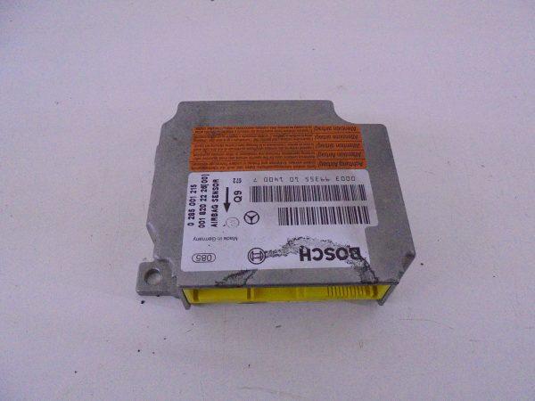 E-KLASSE W210 RELAIS MODULE AIRBAG A0018202226-0
