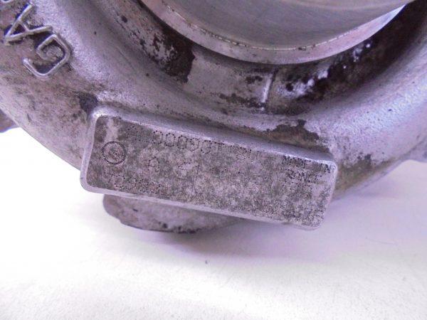 E-KLASSE W210 E200CDI E220CDI TURBO A6110960799-8542