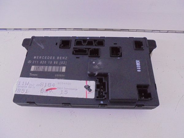 E-KLASSE W211 DEUR MODULE LINKSVOOR A2118201585-0