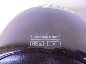 HELM NOLAN N60 MAAT S GEBRUIKT MAAR NETJES-9274