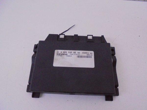 E-KLASSE W210 EGS51 MODULE A0255450532-0