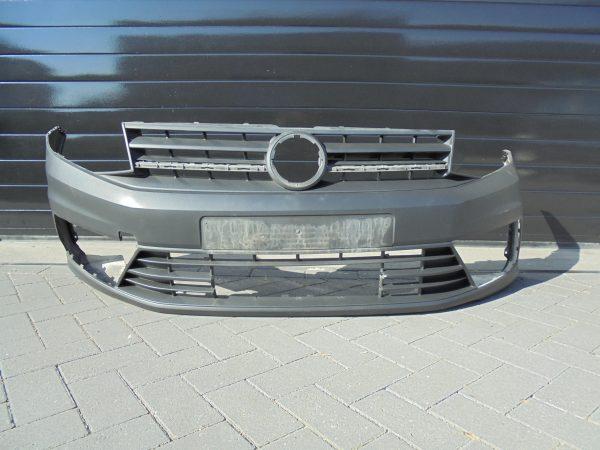 VW CADDY 2K FACELIFT VOORBUMPER ORIGINEEL GEBRUIKT 2K5807221J-0