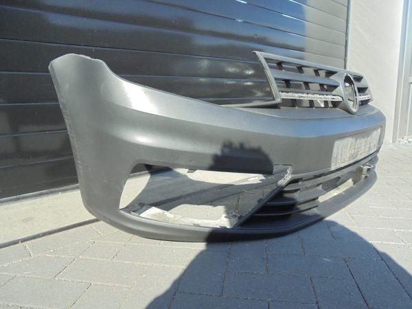 VW CADDY 2K FACELIFT VOORBUMPER ORIGINEEL GEBRUIKT 2K5807221J-9675