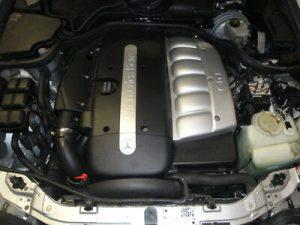 E-KLASSE W210 320CDI MOTORBLOK OM613961-0