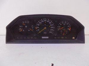W124 E280 E320 TELLERKLOK KOMBI INSTRUMENT A1244405147-0