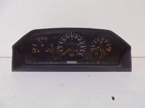 W124 E280 E320 TELLERKLOK KOMBI INSTRUMENT A1244408347-0