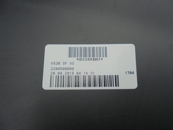 SPRINTER W907/910 VOORBUMPER STANDAARD A9078802700 9K83-9931