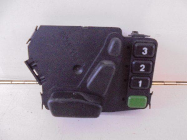 E-KLASSE W210 STOELBEDIENINGSSCHAKELAAR RECHTS A2108209010-0