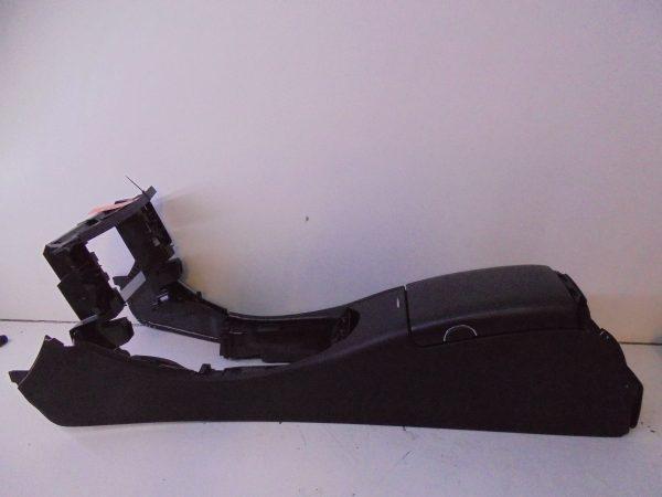 CLS-KLASSE W219 AMG MIDDENCONSOLE ZWART LEDER A2196803150 9E44-0