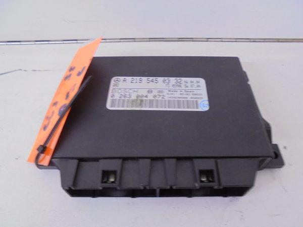 CLS-KLASSE W219 PTS PDC MODULE A2195450332-0