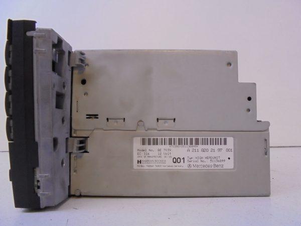 CLS-KLASSE W219 COMAND SYSTEEM A2118202197-10095