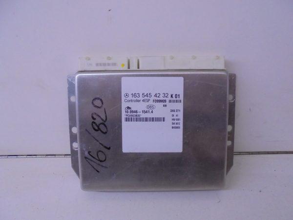 ML-KLASSE W163 MODULE ESP 4ESP A1635454232-0