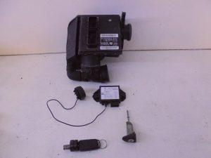 A-KLASSE W168 A160 AUTOMAAT SLOTENSET ECU COMPLEET A1661500379-0
