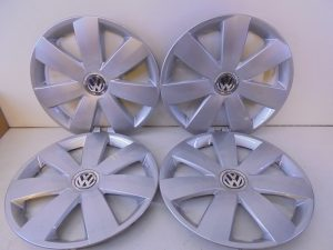 VW TOURAN 1T WIELDOP SET 16 INCH 1T0601147E-0