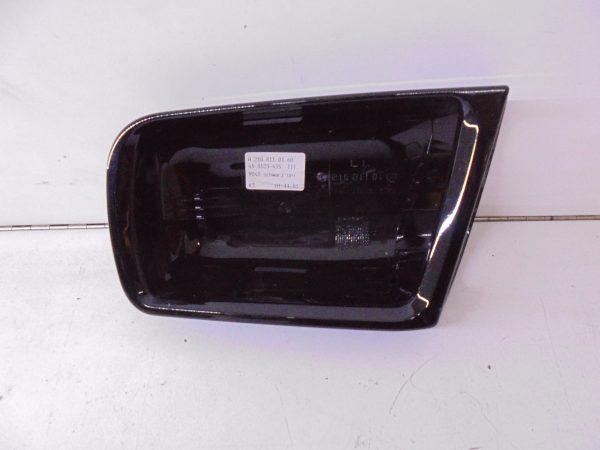 MB E-KLASSE W210 SPIEGELKAP LI ZWART A2108110160-10514