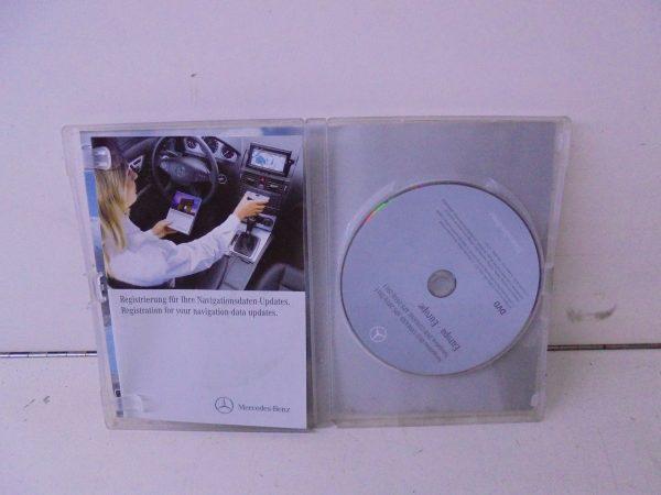 E-KLASSE W211 COMAND APS DVD 2010/2011 A1698277459-10699