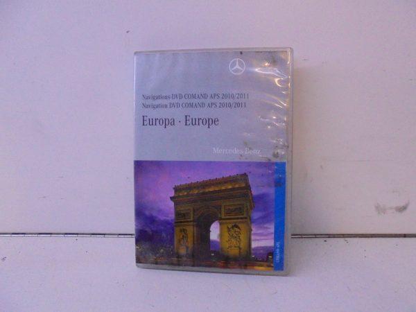 E-KLASSE W211 COMAND APS DVD 2010/2011 A1698277459-0