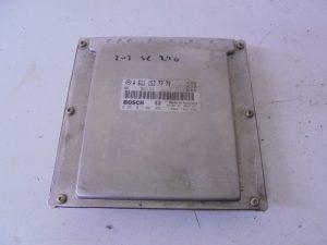 C-KLASSE W203 220CDI MOTORCOMPUTER ECU A6111537779-0