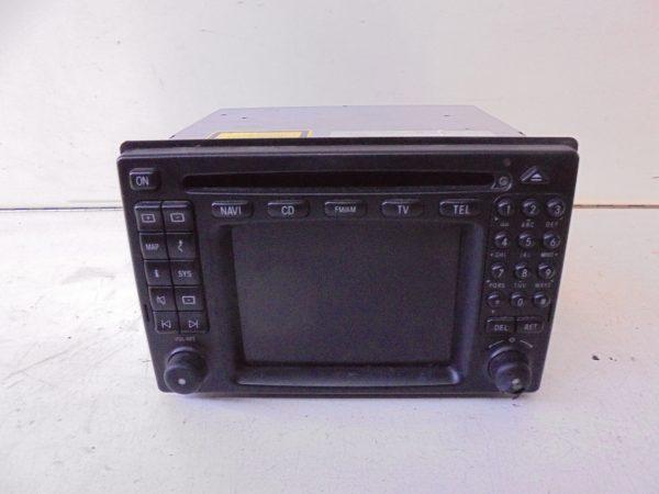 E-KLASSE W210 FACELIFT COMAND NAV SYSTEEM A2108205689-0